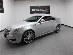cadillac cts dallas tx 2013 cadillac cts coupe in dallas tx for sale used cars on
