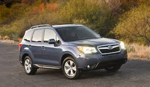 subaru hatchback 2014 2014 subaru forester first vehicle to ace iihs safety test video
