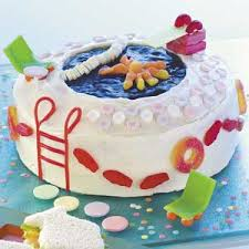 party cake pool party cake recipe taste of home