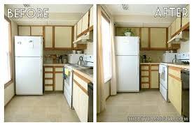 kitchen cabinet makeover ideas kitchen cabinet makeover before and after easy designs ideas small