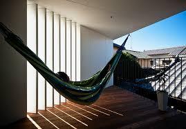 the hammock house by uzu architects