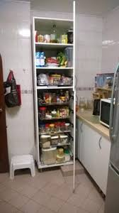 ikea kitchen cabinet price singapore kitchen pantry cupboard ikea with pull out basket shelves