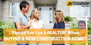 should you use a realtor to buy a new construction home