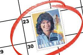 new us postage st for astronaut sally ride gets may launch date