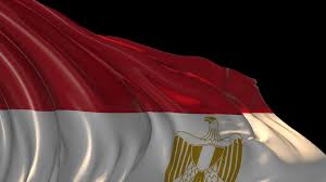 Eygpt Flag Flag Of Egypt Beautiful 3d Animation Revealing Egypt Flag With