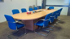 10 seater conference table 10 seater conference table and chairs in excellent condition for
