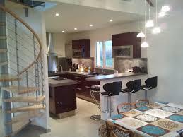 cr馥r une cuisine ouverte marvelous creer une cuisine ouverte 13 ouvrir la cuisine sur le