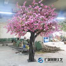 artificial cherry trees blossom tree sakura flower wedding