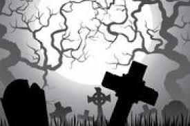 halloween graveyard fence clipart halloween cemetery fence spooky