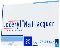 لوسيريل u2013 loceryl طلاء لعلاج الإصابات الفطرية للأظافر