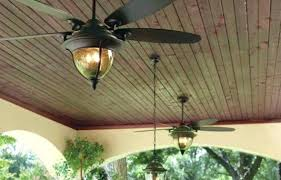 outside ceiling fans with lights outdoor ceiling fan and light harbour walk out tannery bronze