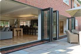 Bifold Patio Doors Pvc Folding Door Bi Fold Dia Home Mediniai Pvc Langai