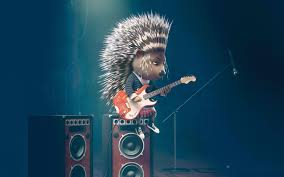 scarlett johansson a prickly porcupine in