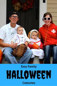 Halloween Costume Ideas Family by Easy Family Halloween Costume Ideas Http Blog Parentlifenetwork