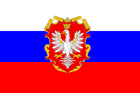 Poland Map Flag Image Russia Flag Of The Grand Duchy Of Poland Png