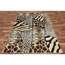 bedroom leopard print rugs simple lowes area on cheetah rug unique
