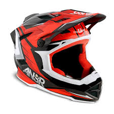 sixsixone motocross helmets answer racing 2015 faze bmx helmet red black available at