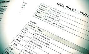 doc 585415 sales call sheets u2013 call sheet template 9 free word