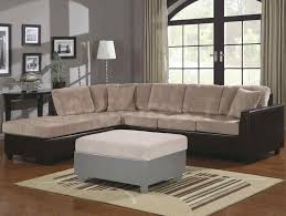 Area Rugs With Brown Leather Furniture Brown Leather Sofa Grey Walls Xrmbinfo