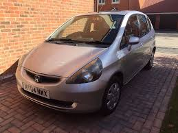 honda jazz 2004 manual silver in horsham west sussex gumtree