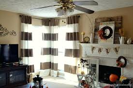 Blue And White Vertical Striped Curtains Navy And White Striped Curtains U2013 Teawing Co