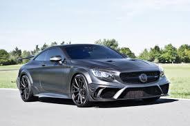 Modified A Class Mercedes S Class Coupé Black Edition U003d M A N S O R Y U003d Com