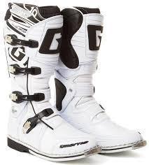 white motocross boots gaerne sg 10 razpr motocross boots offroad white gaerne gx 1 boot