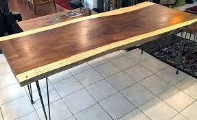 best wood for dining table top natural wood slab table awesome best wood slab table ideas on slab