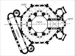 san vitale ravenna floor plan art history pinterest church