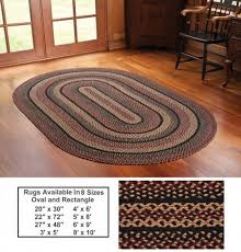Country Primitive Rugs 41 Best Old Braided Rugs Images On Pinterest Braids Country