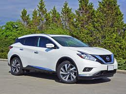 nissan suv 2016 white 2015 nissan murano platinum road test review carcostcanada