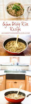 rice recipe a cajun family tradition