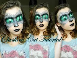 cheshire cat halloween costumes tim burtons cheshire cat tutorial perfect for halloween youtube