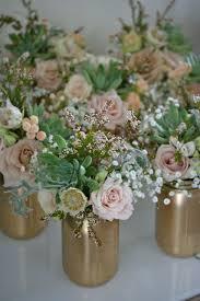 Bridal Shower Centerpieces 13 Most Beautiful Mason Jar Centerpieces Bouquet De Fleurs