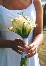 calla bouquet white mini calla bridesmaid bouquet bridesmaid bouquets