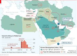 Middle East Map Games by A Dangerous Modesty