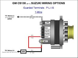 delco alternator wiring diagram u0026 delco remy alternator wiring