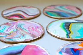 how to marble coasters u2013 sisoo