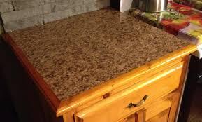 countertop edge countertop with custom wooden edges youtube