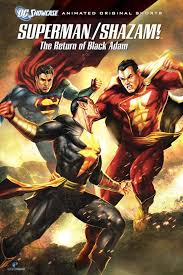 Superman/Shazam: El Regreso De Black Adam