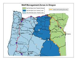 A Map Of Oregon by A Cultural And Emotional History Of Wolves In Oregon U2013 Out Of The Fog