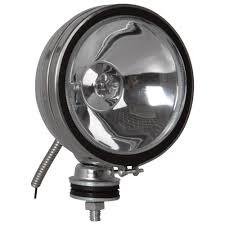 ironton 12 volt halogen utility light u2014 6in dia 100 watts