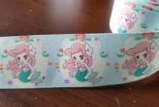 mermaid ribbon mermaid ribbon ebay