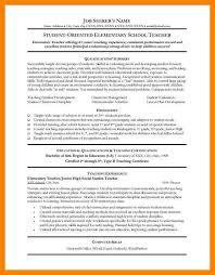 Resume Help For Teachers 10 How To Write A Resume For Teachers Riobrazil Blog