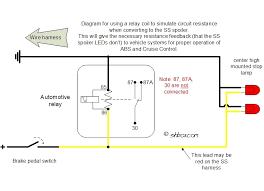 4th gen lt1 f body tech aids regarding 4l60e transmission wiring