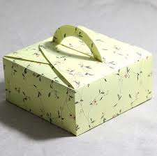 where can i buy boxes for gifts 14 14 6 5cm yellow flowers pattern moon cake box cookie packaging