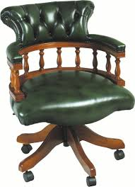 Antique Captains Chair Captains Chair Leather Chairs
