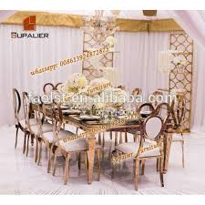 wedding chairs for sale hot sale stainless steel wedding chairs and tables for sale buy