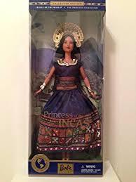 amazon peruvian barbie dolls collection
