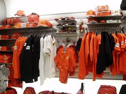 ferrari clothing ferrari store ispira blog